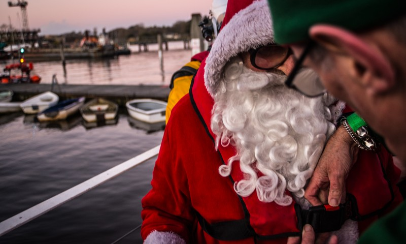 CHRISTMAX@LYMINGTON QUAY